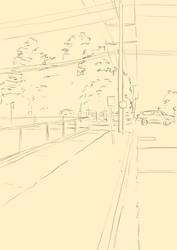 Sketch by Sopecartoons