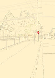 Linework by Sopecartoons