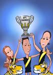 Blunts AFL Premiers