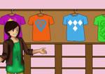 What shirt do you like?