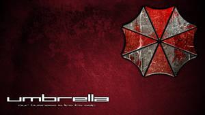 Umbrella Wallpaper Resident Evil