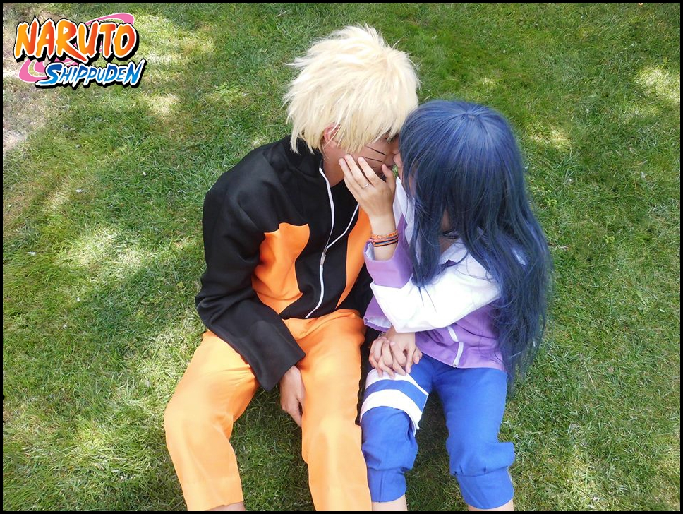 Naruto and Hinata ~ NaruHina Cosplay by Naruto-Cosplay-Cadiz