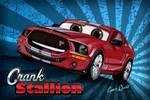 Avatar: Cars 2 - Full piece