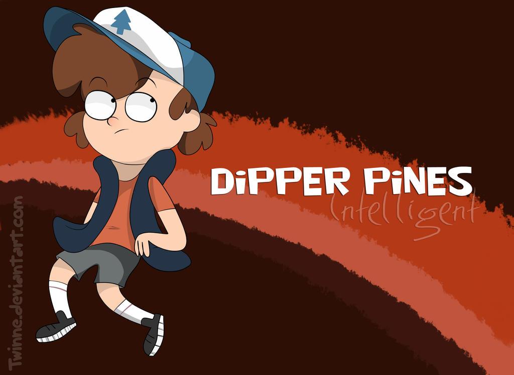 Dipper Pines by Twinne
