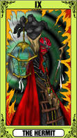 KH Tarot: The Hermit