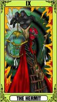KH Tarot: The Hermit