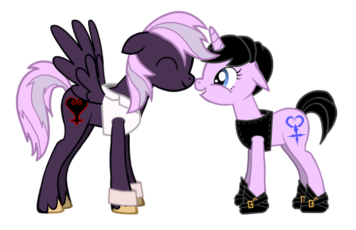Rion pony by way2thedawn