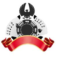 casino logotype by Guillefrey