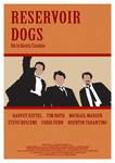 Reservoir Dogs Alternative Poster