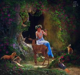 Magic Flute by RankaStevic