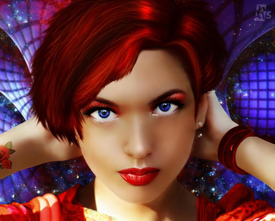 Red Danger by RankaStevic