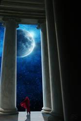 Moon Temple by RankaStevic