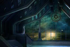 Deep space by RankaStevic