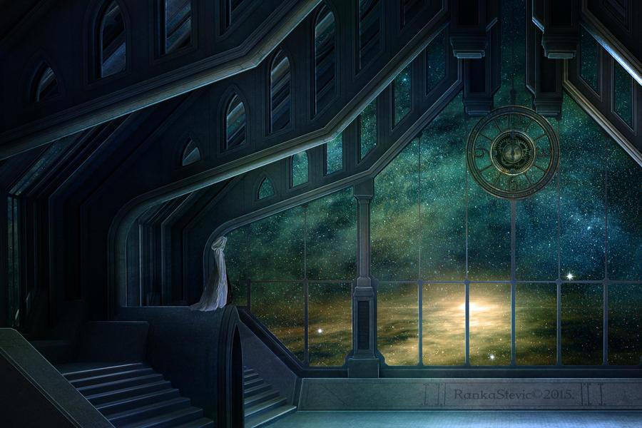 Философия в картинках - Страница 4 Deep_space_by_rankastevic-d8r4cg3