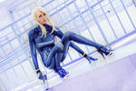 Zero Suit Samus IV - Cosplay
