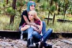 Rachel and Chloe II - Amberprice