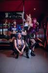 K/DA Classic I - Cosplay Group