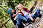 Rachel and Chloe III - Amberprice Cosplay