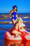 Pharmercy [Beach Set II] by rizzyun