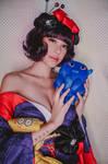 Hokusai - Fate Go V by rizzyun