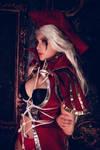 Diana Dark Waters III - League of Legends by rizzyun