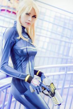 Zero Suit Samus VII - Cosplay