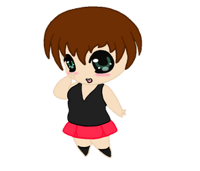 Miki Chibi by Comux