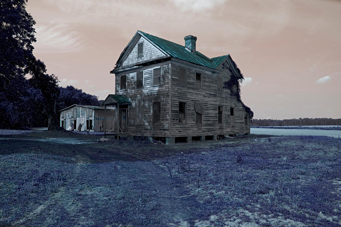 The Sidna Allen House By Mcdevin On Deviantart