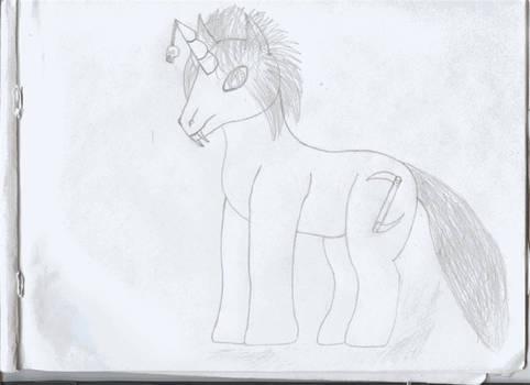 Dra-pony-necromanser