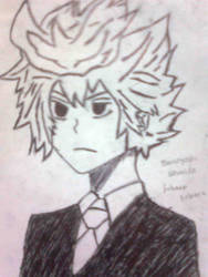Tsunayoshi Sawada by Roniieru
