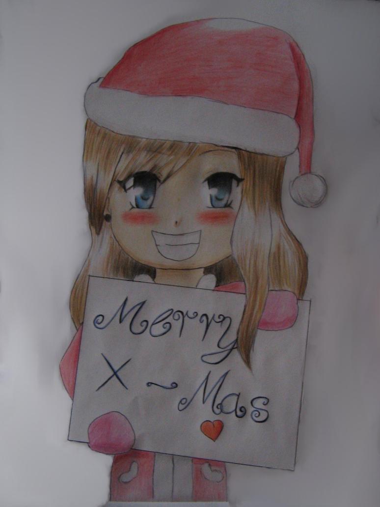 Merry X-Mas!! by AnimeAleChan