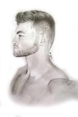 Young Man - Portrait