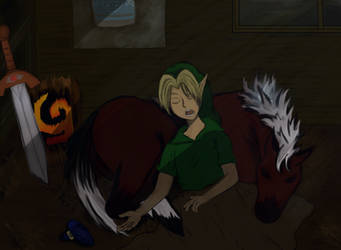Epona's Lullaby by A----A----A