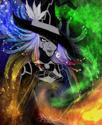 DTIYS - Sci-fi Witch