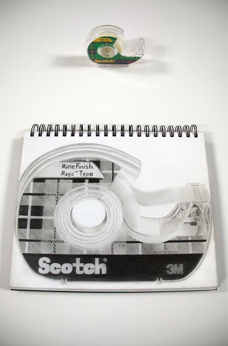Scotch Tape by Rollingboxes