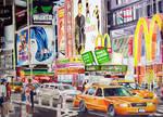 New York City Watercolor