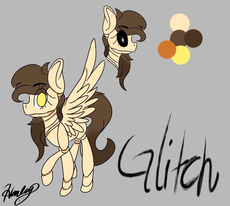 Glitch by C-R-E-A-T-R-I-X