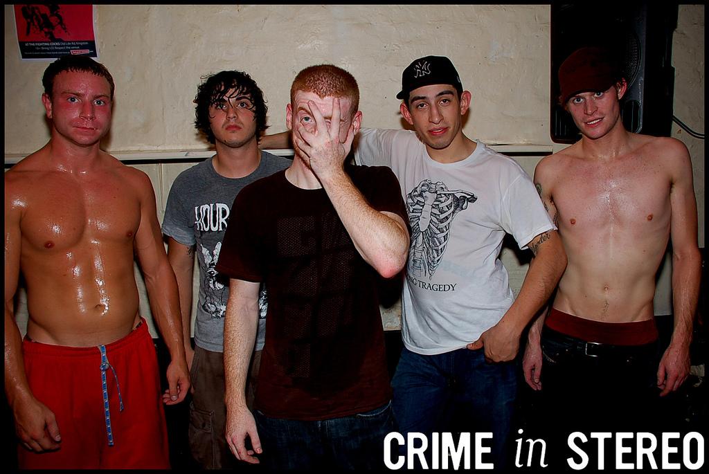 Crime In Stereo 1