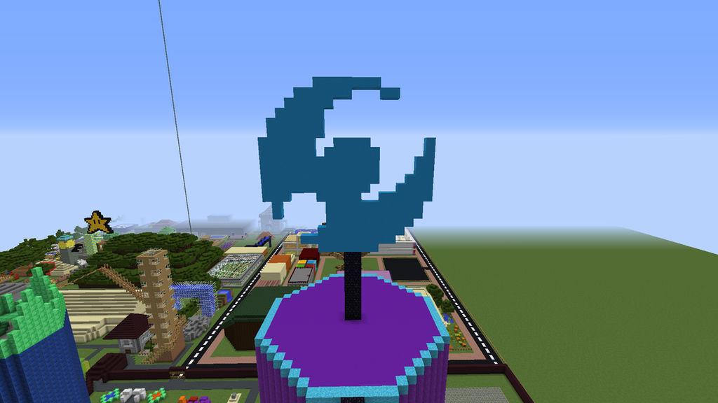 Moon Logo Minecraft By Intello01 On Deviantart