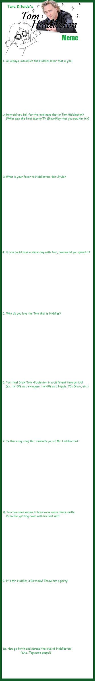 Tom Hiddleston Meme -blank- by XxTaraxKitaidexX