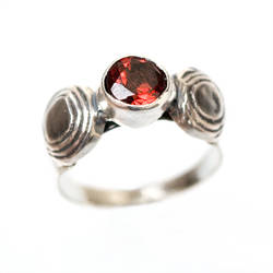 Amazing Mckenzie Power Ring by SoulStoneDesigns