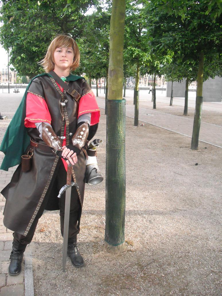 Boromir Costume by D2SCosplay