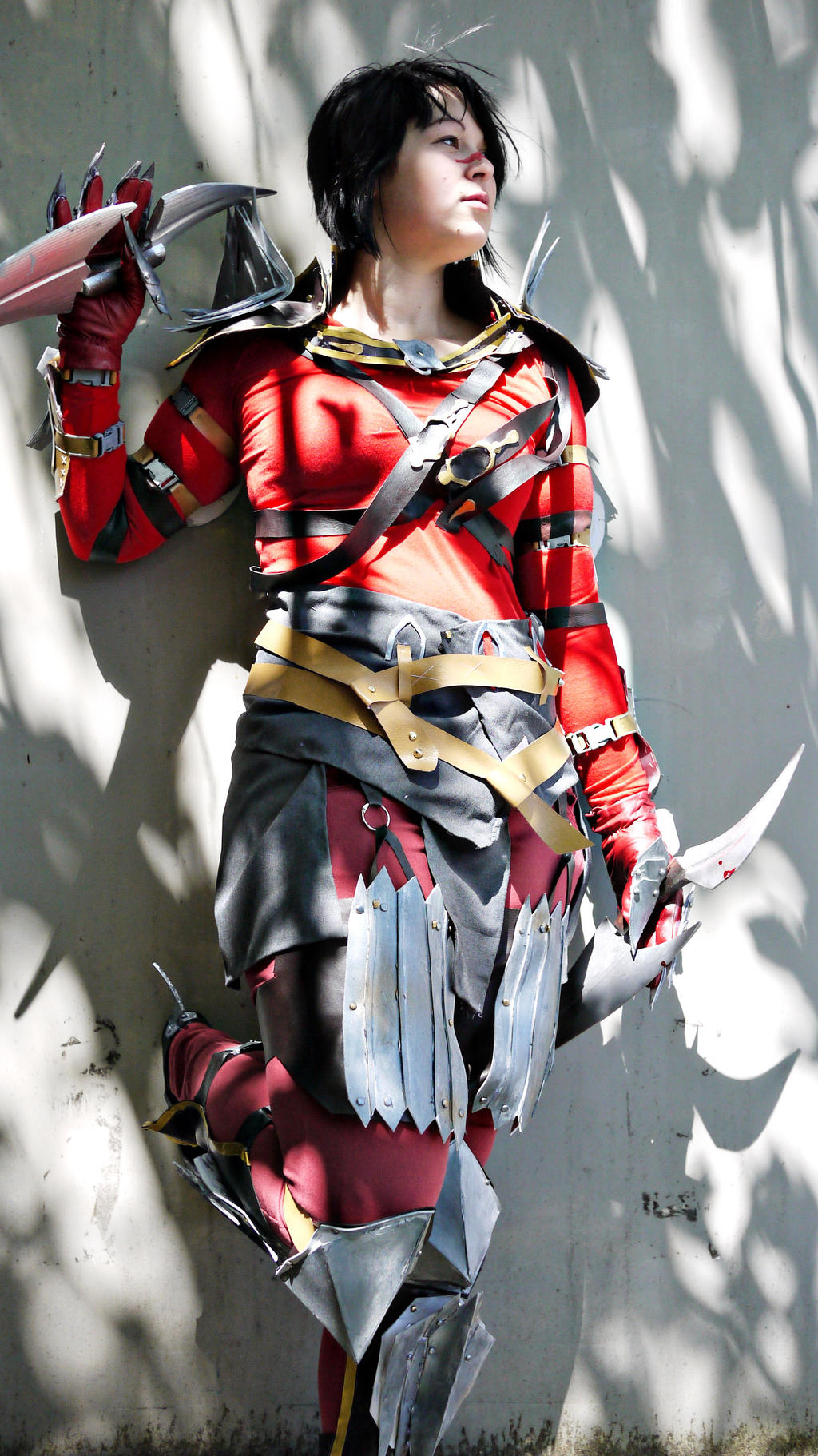 Guardian of Kirkwall by D2SCosplay