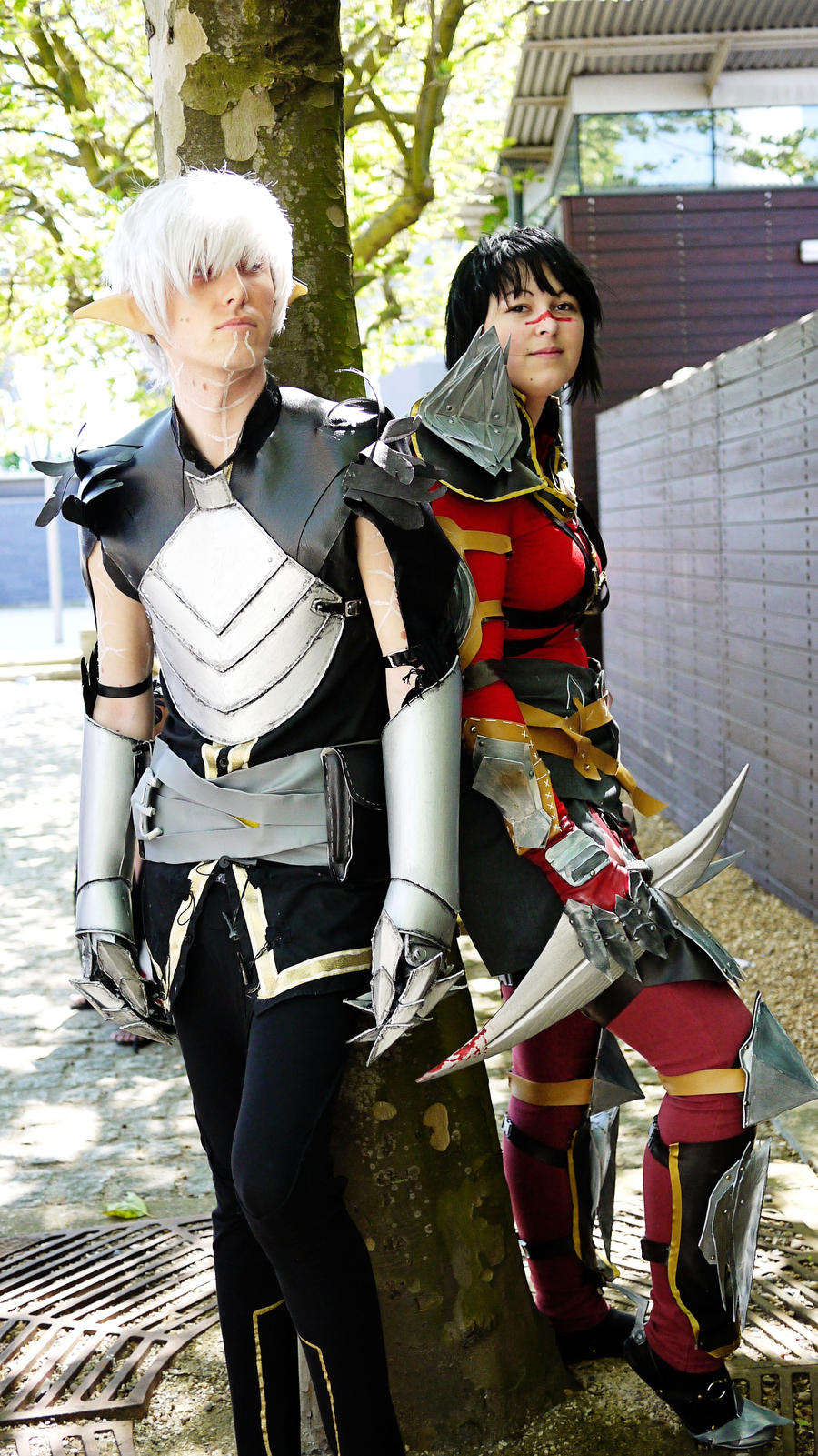 Companions by D2SCosplay