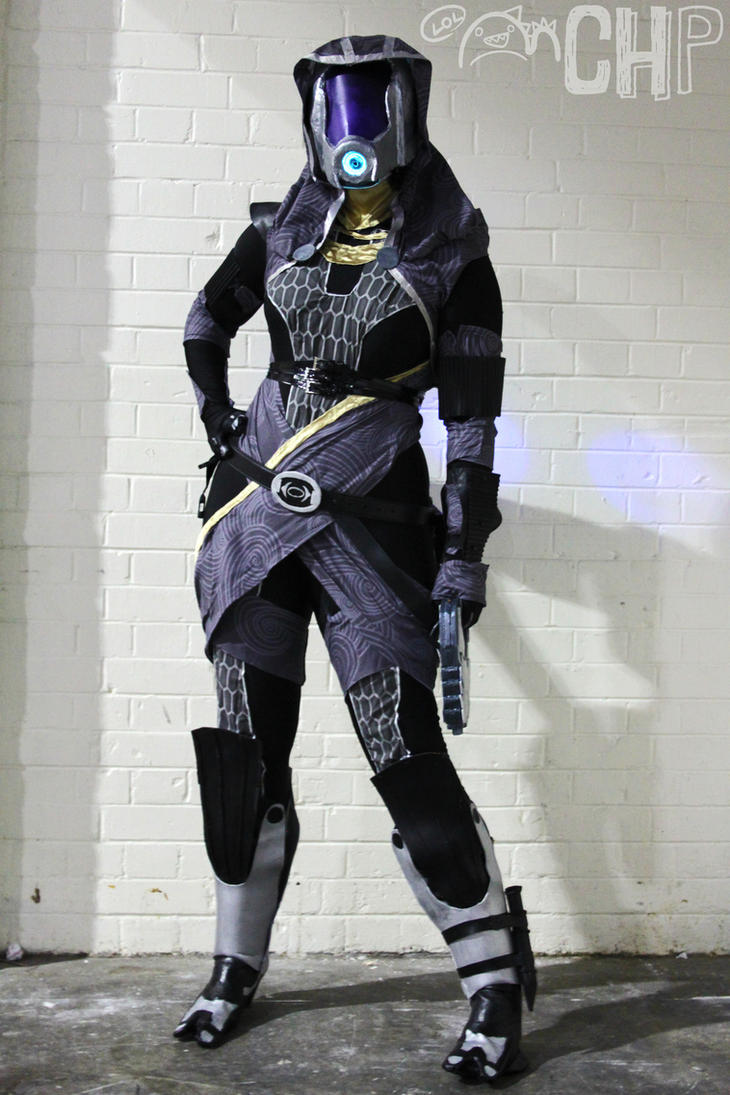Tali'Zorah by D2SCosplay
