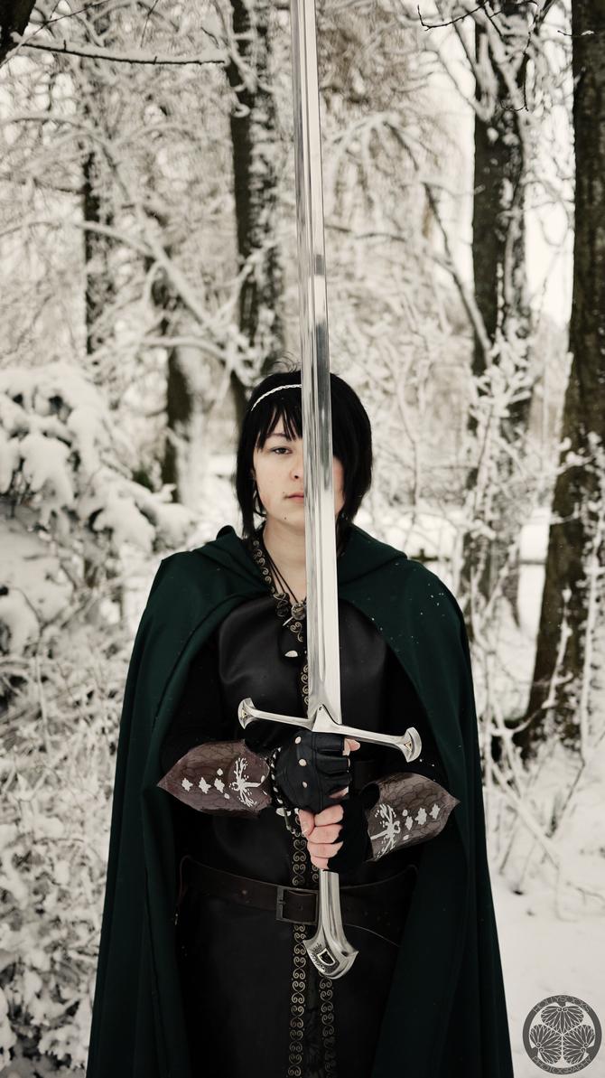 Warrior by D2SCosplay