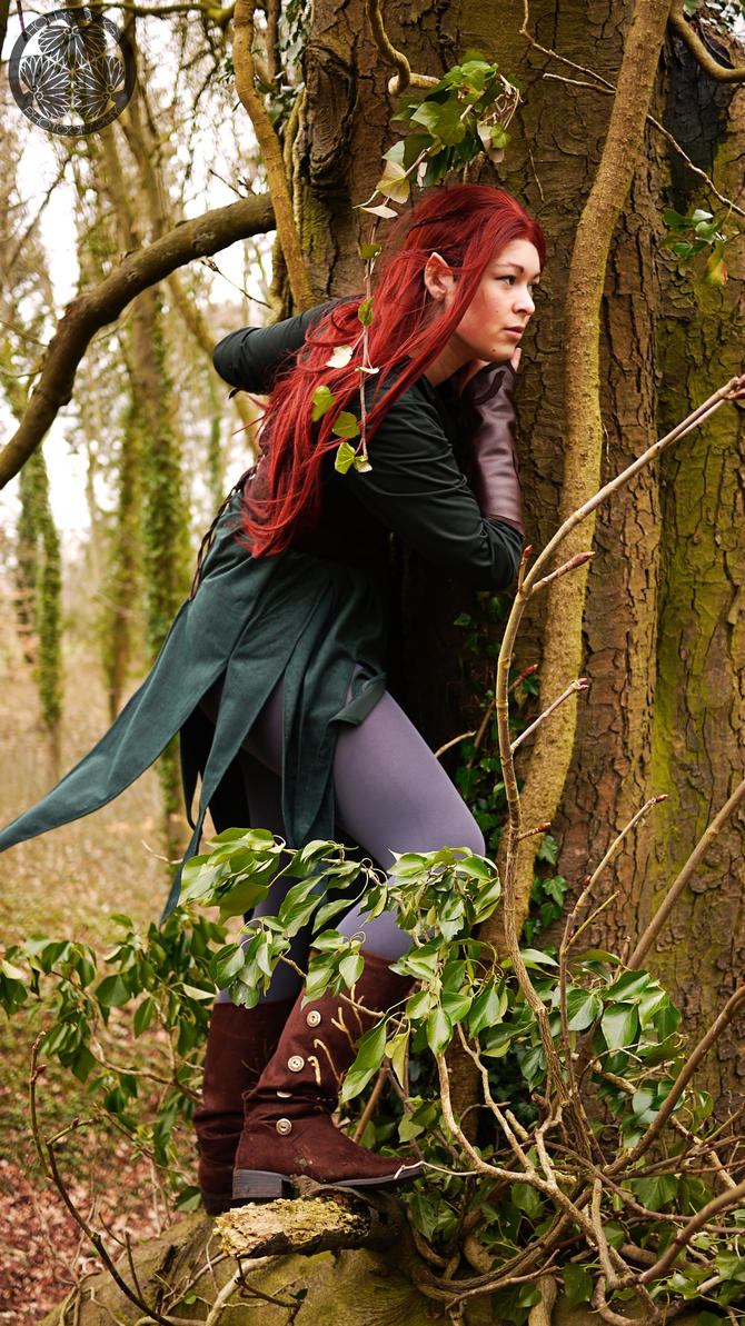 Tauriel by D2SCosplay