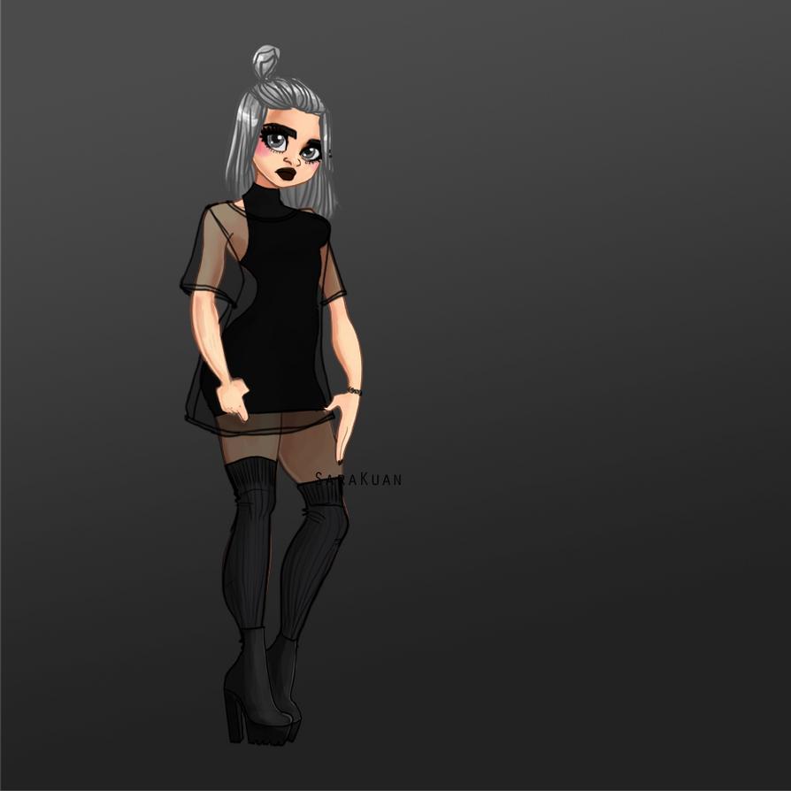 Urban Outfit #2 by XxCryBaby124xX