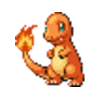 Charmander by pokemonkey2