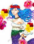 Bohemian Sora by SaturninaTheWitch